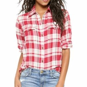 """Current/Elliot """"The Perfect Shirt""""(size 1)"""